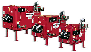 Jantzen Equipment Clean Burn Waste Oil Heaters Nebraska