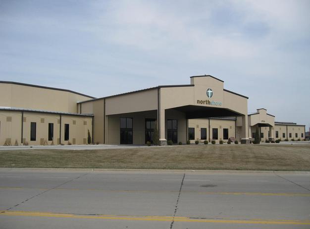 Church Building Nebraska