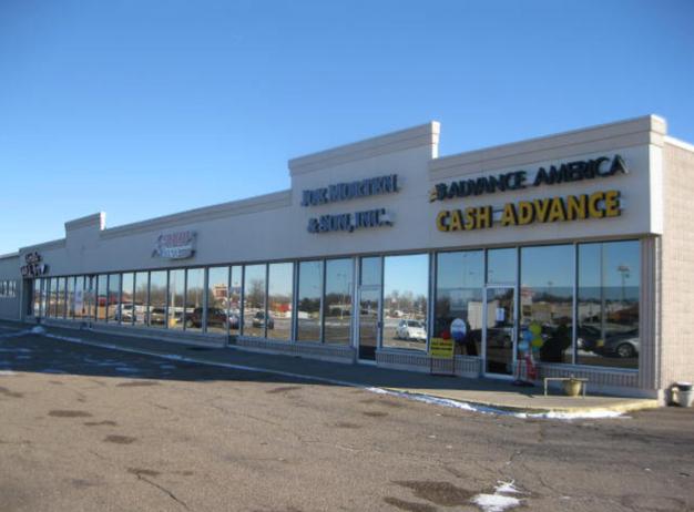 Business Building Nebraska