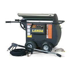 Landa HOT4-20024A Hot Water Pressure Washer