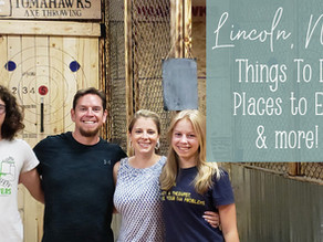 Fun Family Weekend in Lincoln, NE: Things to do, Places to eat, and More!