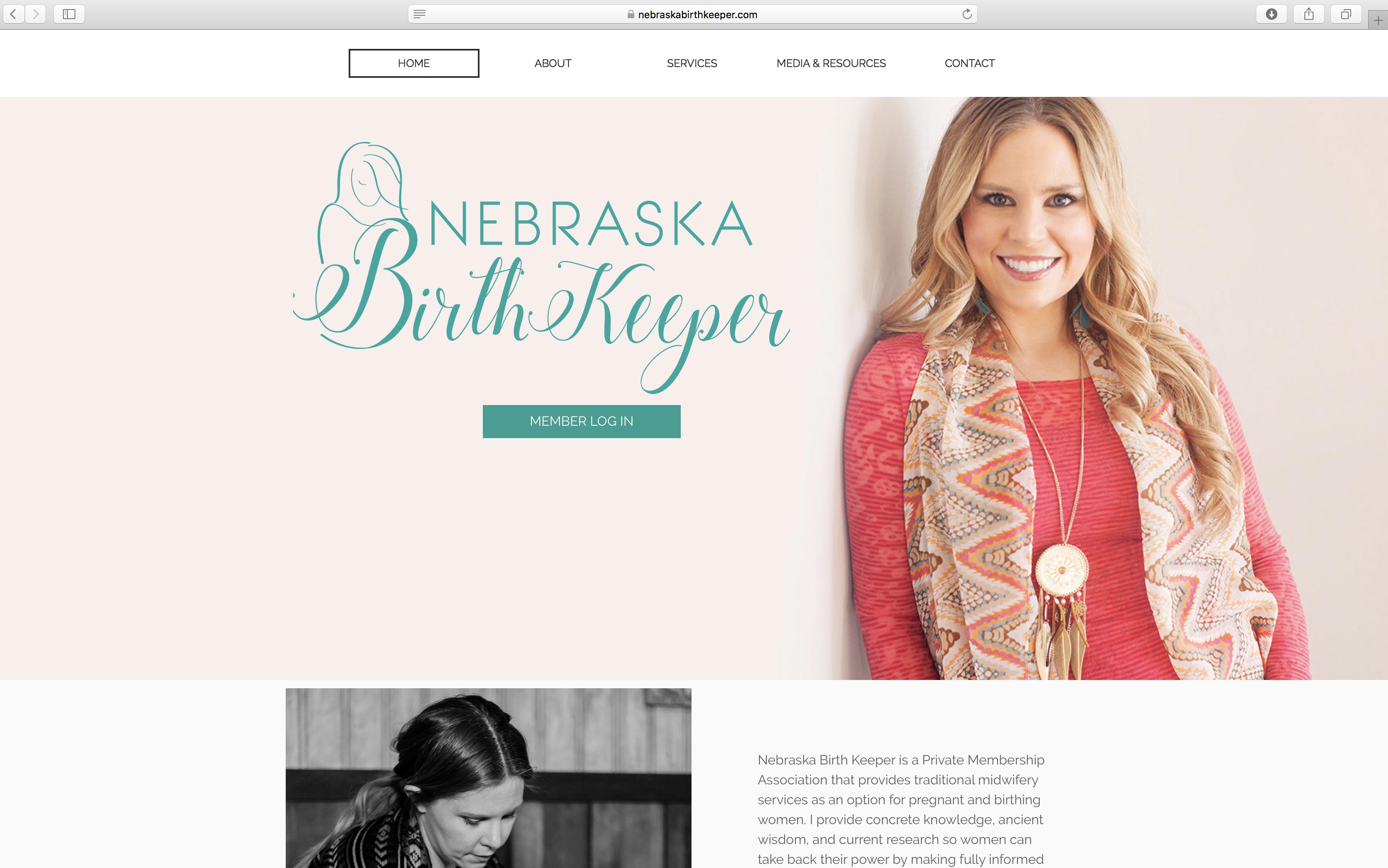 Nebraska Birth Keeper