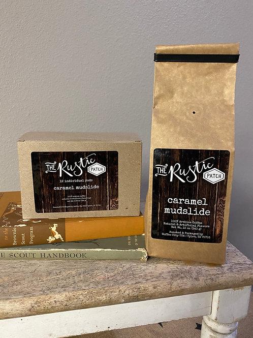 Caramel Mudslide Coffee