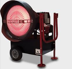 Sunfire Radiant Heat