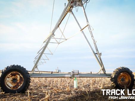 Jantzen Equipment: Track Log Eliminates Stuck Pivots