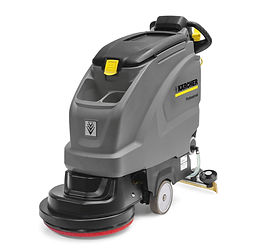 WALK-BEHIND FLOOR SCRUBBER B 40 W Bp wit