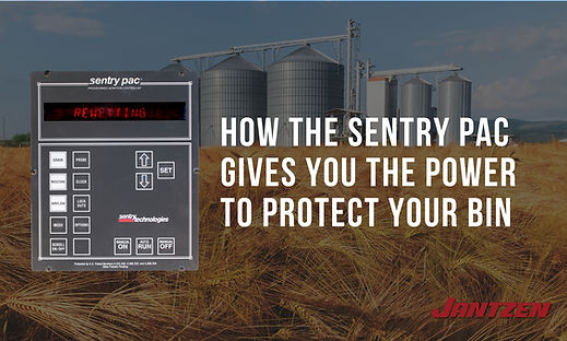 SentryPAC The Power to Protect Your Bin