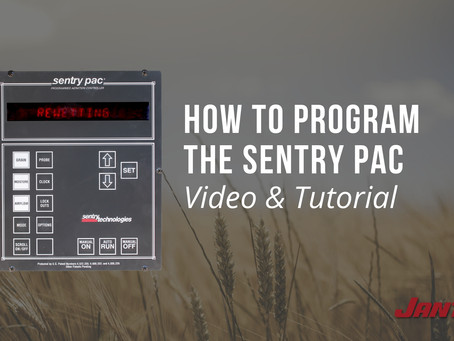 How To Program The Sentry PAC