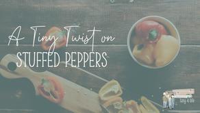 A Tiny Twist on Stuffed Peppers
