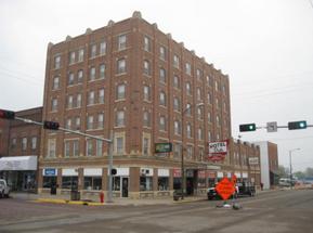Downton Building Nebraska