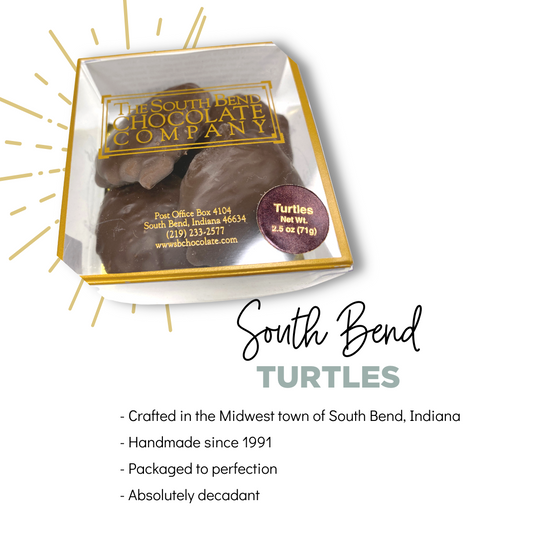South Bend Chocolate Turtles