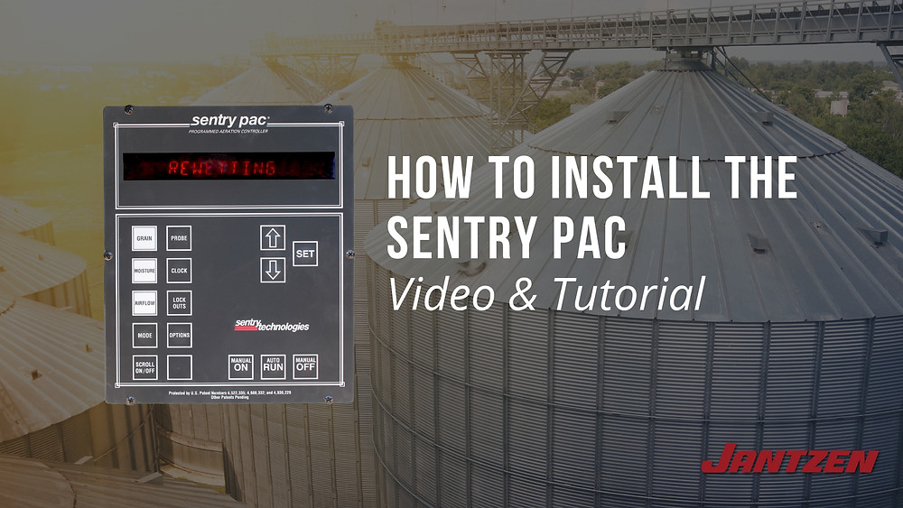 How The Sentry PAC Gives You the Power to Protect Your Bin