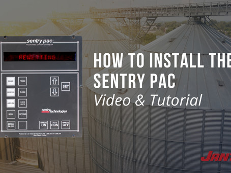 How To Install The Sentry PAC