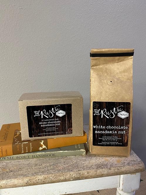 White Chocolate Macadamia Nut Coffee