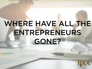 Where Have All Of The Young Entrepreneurs Gone?