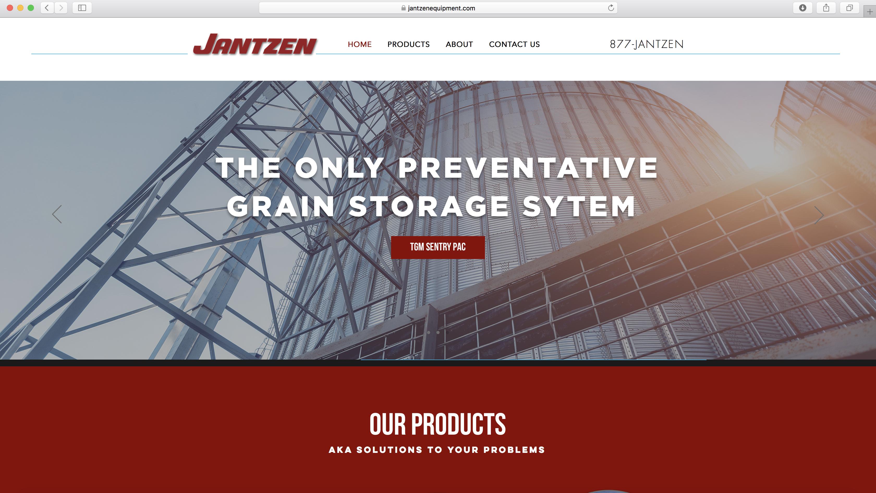 Jantzen Equipment