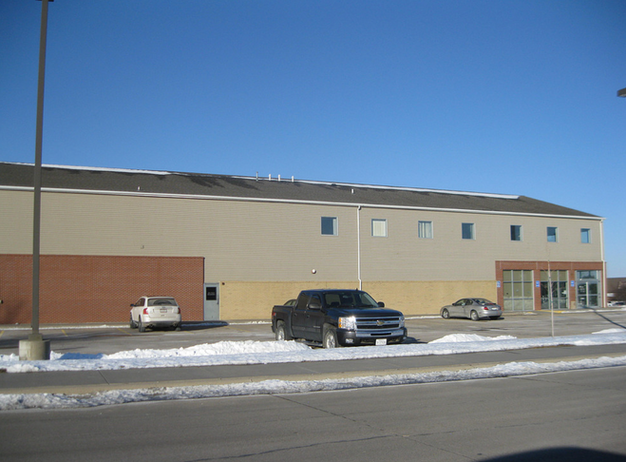 Business Building Kearney Nebraska