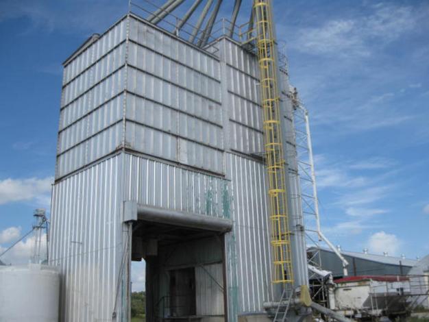 Grain Handling Facility Nebraska  Raptor Enterprises Appraisal Project