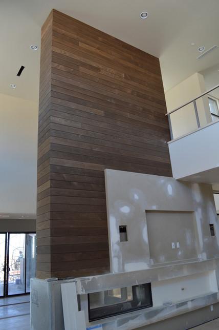 Interior Cladding