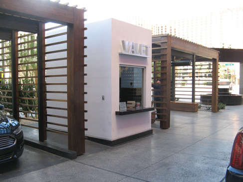 Custom Valet Parking Structure