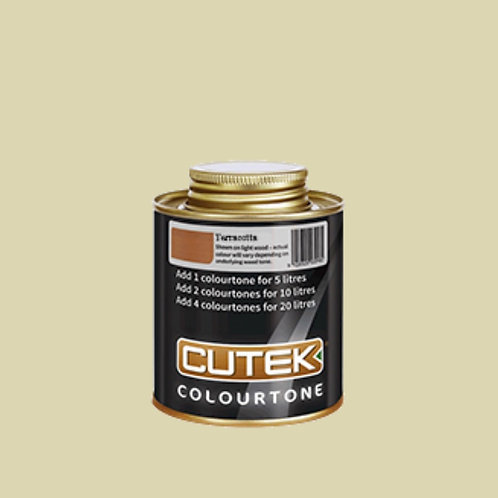 Cutek Stain Extreme High Performance Wood Oil Color Tones