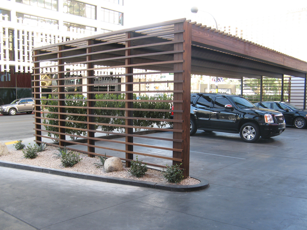 Custom Valet Parking Structure