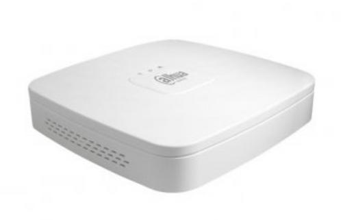 (Dahua) – 4-CH 4K Smart Lite NVR