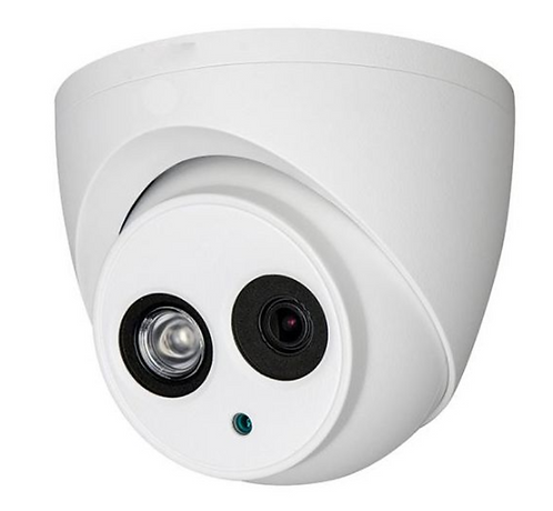 (Dahua) – 2MP IR Eyeball Network Camera