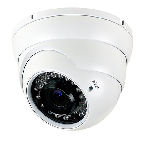 (LTS) – 5MP HD-TVI Varifocal Bullet Camera (2.8 ~ 12 mm)