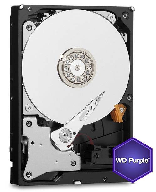 (Western Digital) – 3TB HDD – Purple