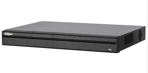 (Dahua) – 4-CH PoE 4K Lite Compact NVR