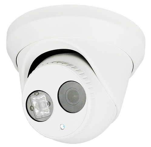 (LTS) – 2.1MP PoE EXIR Turret Dome Camera (2.8 mm)