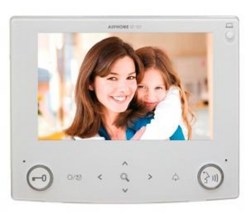 (Aiphone) – 7″ Handsfree Video internal station