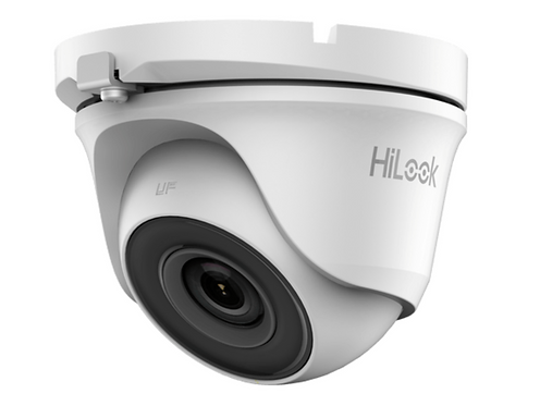 (HiLook) – 4MP TVI mini Turret Dome Camera (8 mm)