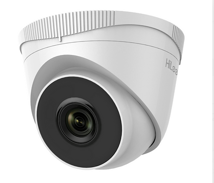 (HiLook) – 4MP IP Turret Dome Camera (2.8 mm)