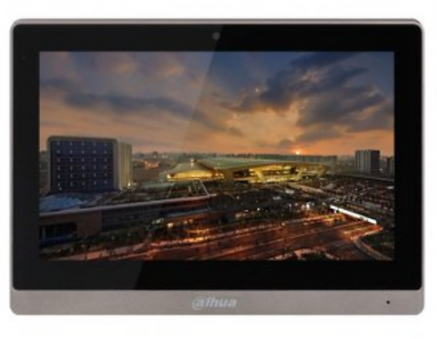 (Dahua) – IP 10.2″ TFT Touch Screen Indoor Monitor