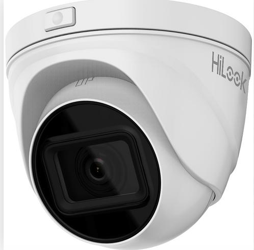 (HiLook) – 4MP IP Vari-Focal Turret Dome Camera (2.8 ~ 12.0 mm)