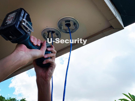 Why Home Security CCTV Camera Installations are a DIY-Don't