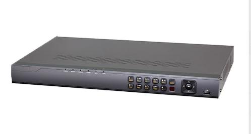 (LTS) – 16CH HD-TVI + 16CH PoE Hybrid NVR
