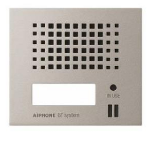 (Aiphone) – Plate for GT-DB Audio Communications Module