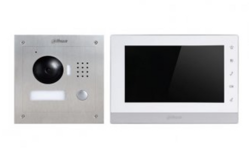 (Dahua) – IP Intercom Kit (VTO2000A) + Surface Mount (VTH1550CH)