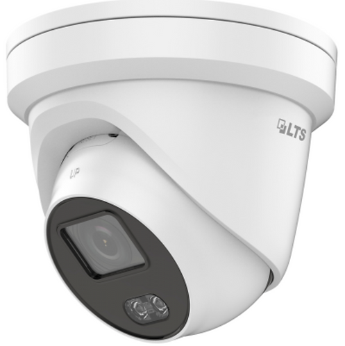 (LTS) – 4MP Colour247 Turret Dome Camera (4.0 mm)
