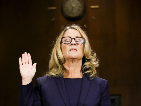 Brett Kavanaugh Vs. Christine Blasey Ford: A Case for Common Sense