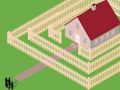 The housing Disparity