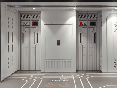 Elevators Are Time Machines