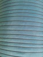 Blue Diva dress panel arashi shibori wrapped