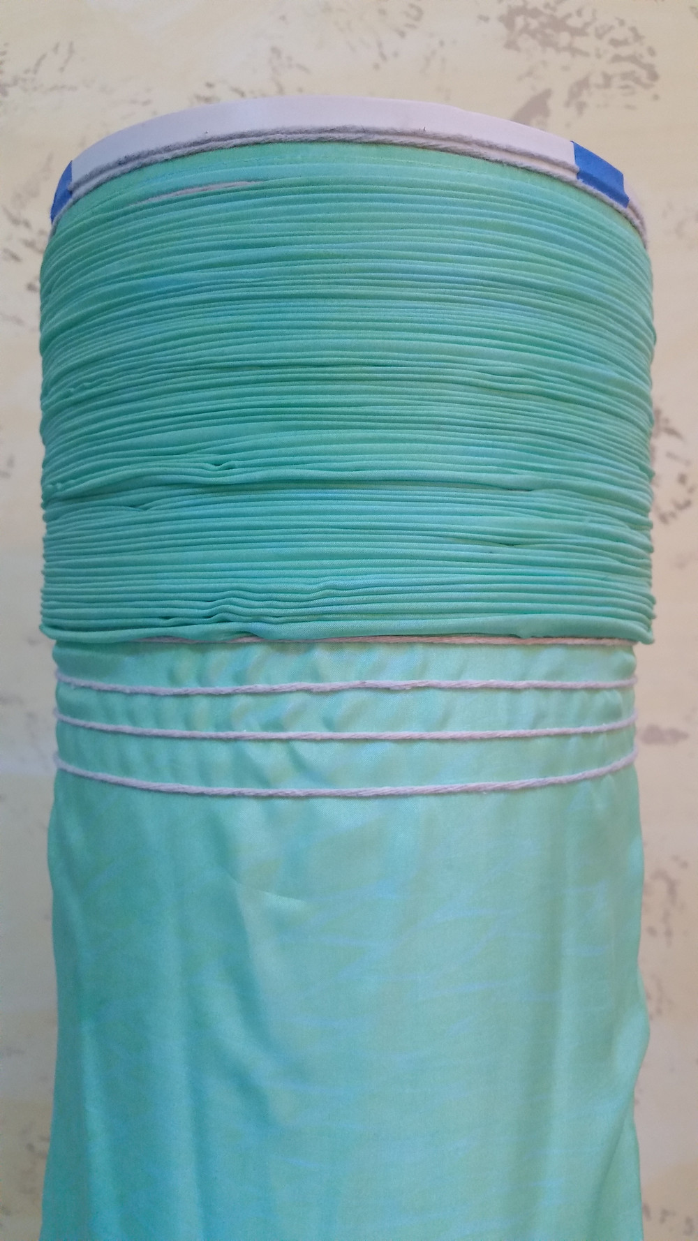 seafoam wrapping phase