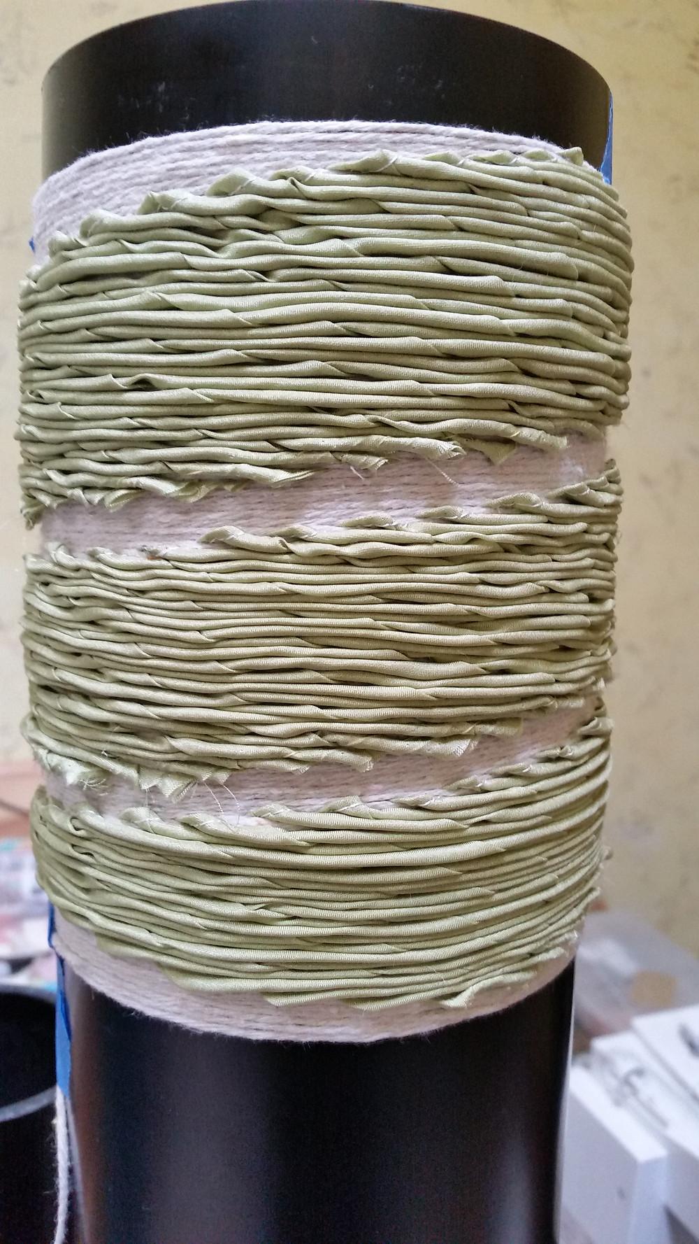 first arashi pipe wrap