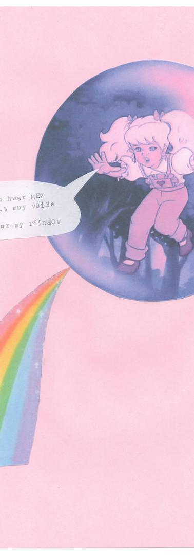 Follow my rainbow