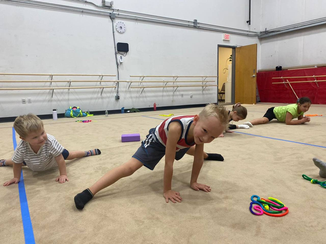 FREE Trial Class ages 4-8 BOYS